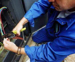 electrical repair work