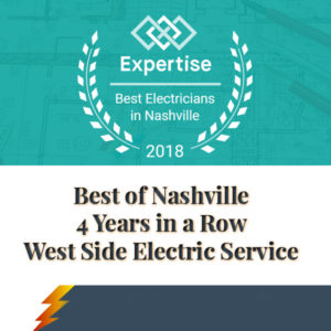 Nashville Award Photo best electricians
