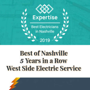 Nashville Award Photo best electricians